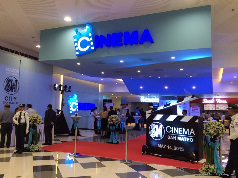 SM CIty San Mateo Cinema 4
