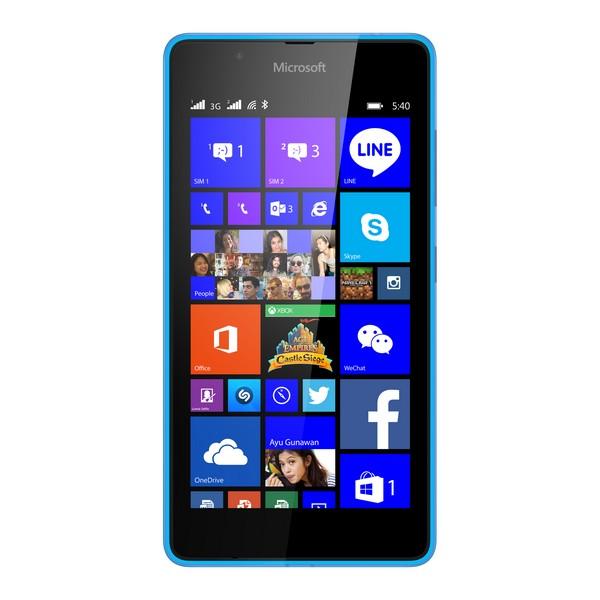 microsoft Lumia 540 dual sim  product shot  0