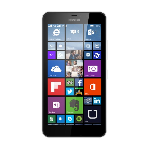 microsoft Lumia 640 XL 3G product shot  0