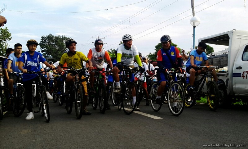 Balete as the Biking Capital of Southern Batangas