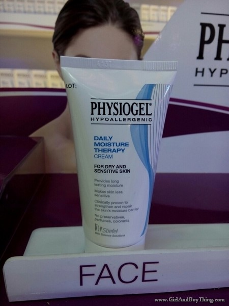 Physiogel's Free in my skin movement