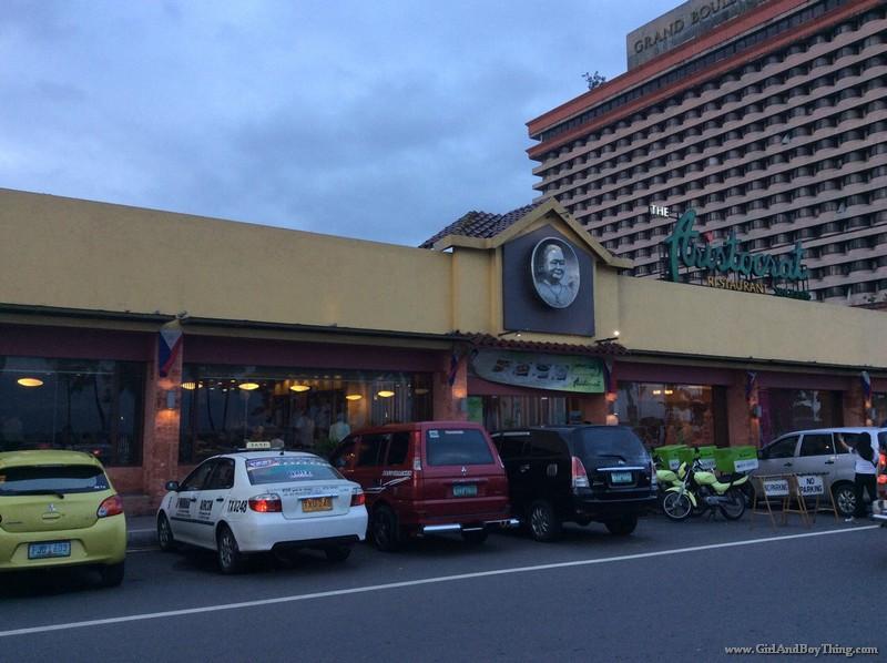The Aristocrat Restaurant Pinoy Merienda