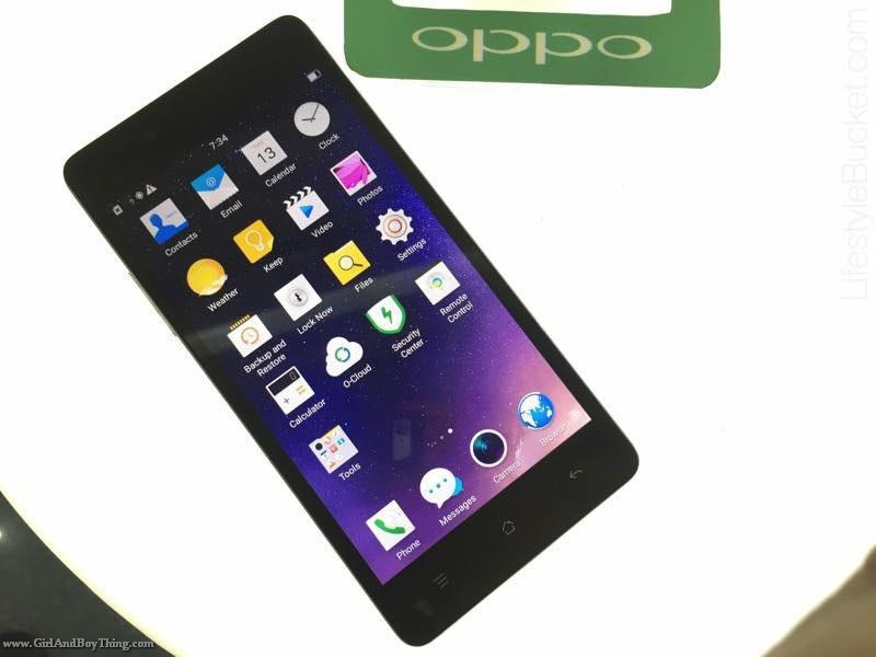 OPPO Mirror 5 2