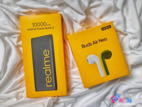 Your New Lifestyle Companions: realme Buds Air Neo and realme PowerBank 2 Review