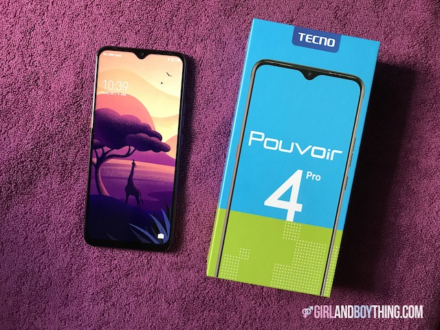 TECNO Pouvoir 4 Pro: Unboxing, Full Specs and First Impression