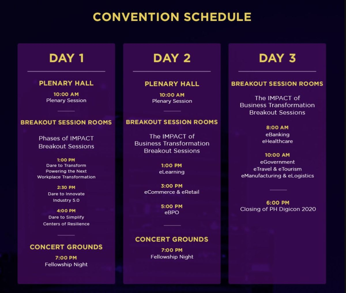 Philippine Digital Convention 2020: The Rise of Technological Solutions For Businesses