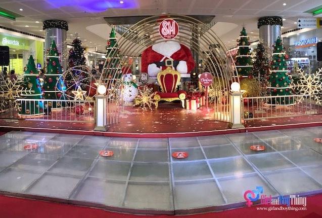 Christmas Feels At SM City San Mateo's Santa's Sparkly Wonderland