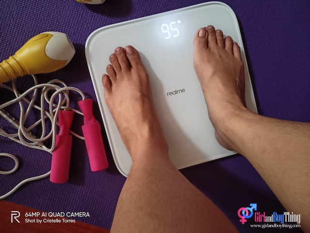 realme Smart Scale Review: Your AIot Device Partner To A Healthier Lifestyle