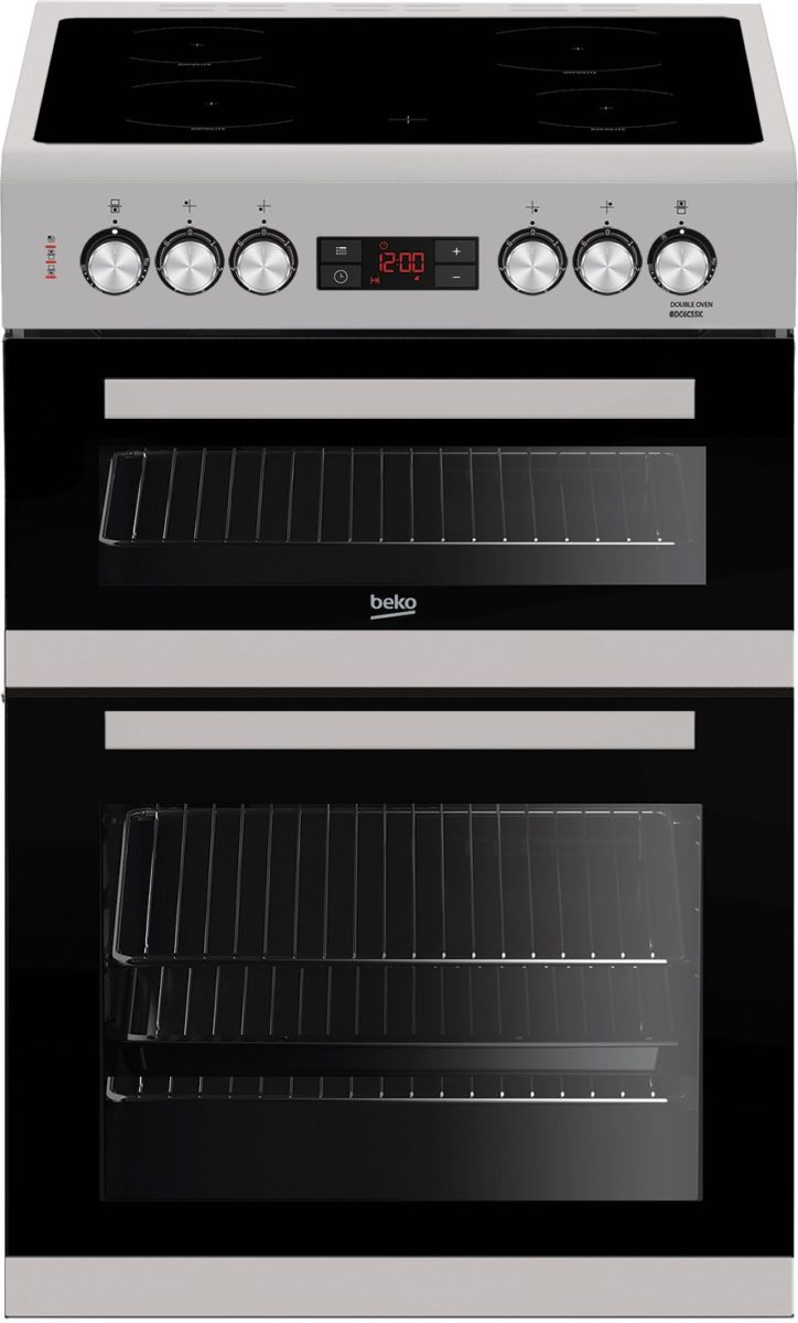 Love Baking and Cooking? Here's Why You Should Buy A Beko Double Oven Electric Cooker