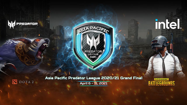 GAME MODE ON: Asia Pacific Predator League 2020/21 Is Happening This April