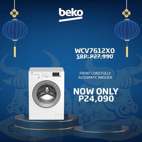 Get discounts, freebies and amazing bundles at Beko's OXtra Ordinary Sale!
