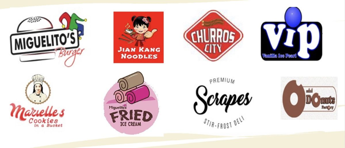 FOOD TRIP? Try out Miguelitos Hard Ice Cream, Pizza Manila and Sweet Batter