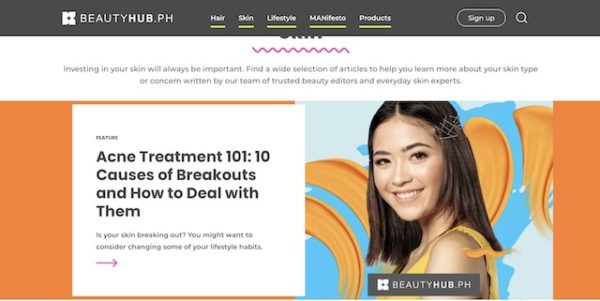 BeautyHub.PH: Be Unique, Be Proud, Be Your Own Beautiful!