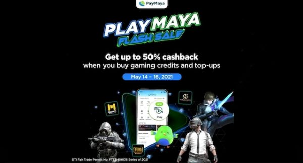 ATTENTION ML, COD, AND PUBG PLAYERS: Join the PlayMaya Tournament And Win 2 Million Pesos!
