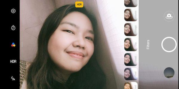 realme 8 Pro camera filters
