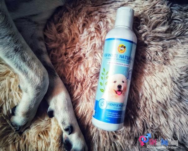 Doggies' Choice Kawati Naturale Shampoo Review