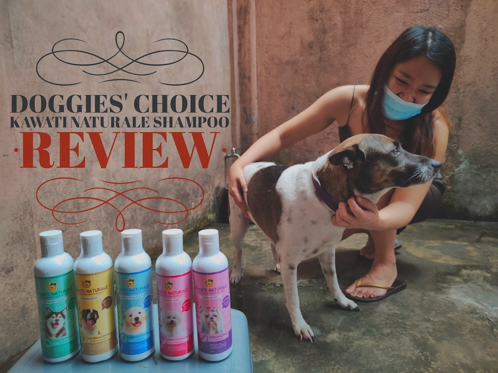 Doggies' Choice Kawati Naturale Shampoo review Ph