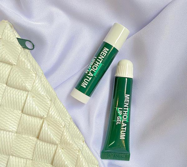 Say goodbye to dry lips with Mentholatum LipCare