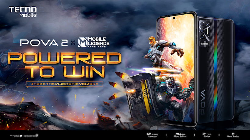 TECNO Mobile's Power Your Game Live Stream Event