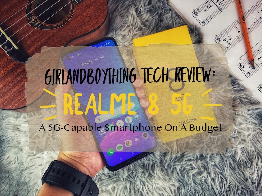 realme 8 5G honest review