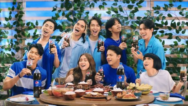 Pepsi's Hit Sa Sarap Campaign: PH Celebrities Dominates Billboards in Times Square N.Y.C and Downtown L. A.