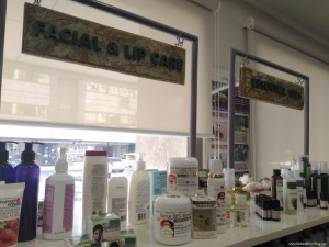 Apotheca Health and wellness section