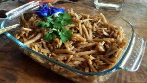 Jaya Secret Garden food