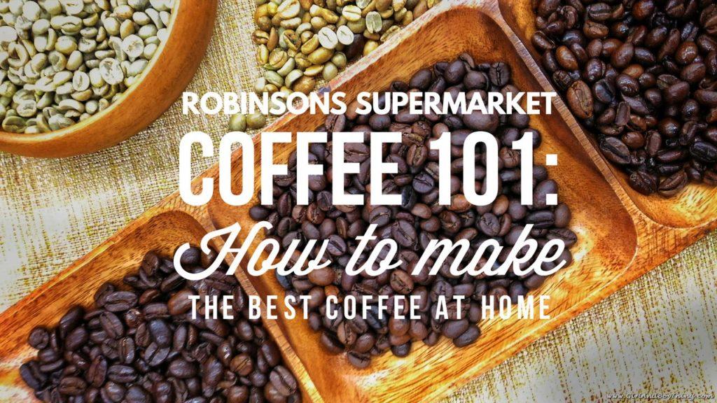 Robinsons Coffee Festival