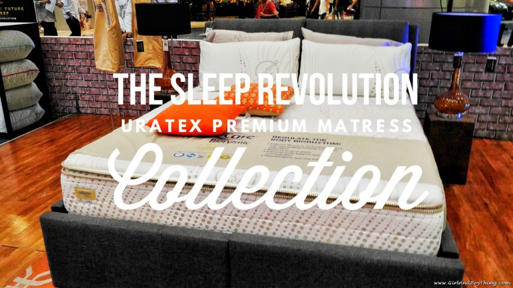 Uratex SLEEP REVOLUTION