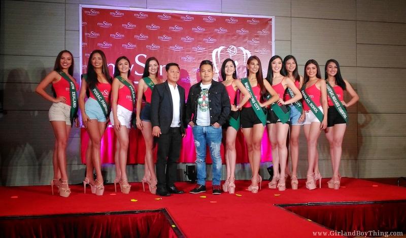 mySlim, mySlim yerba mate drink, mySlim capsule, mySlim and miss Philippines Earth 2017, mySlim sponsor Miss Philippines Earth, Miss Philippines Earth 2017