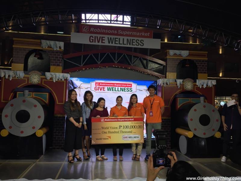 Give Wellness Promo