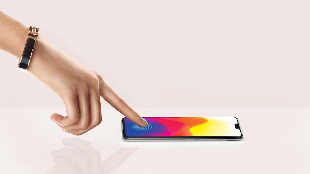 In-Display Fingerprint Scanning Technology
