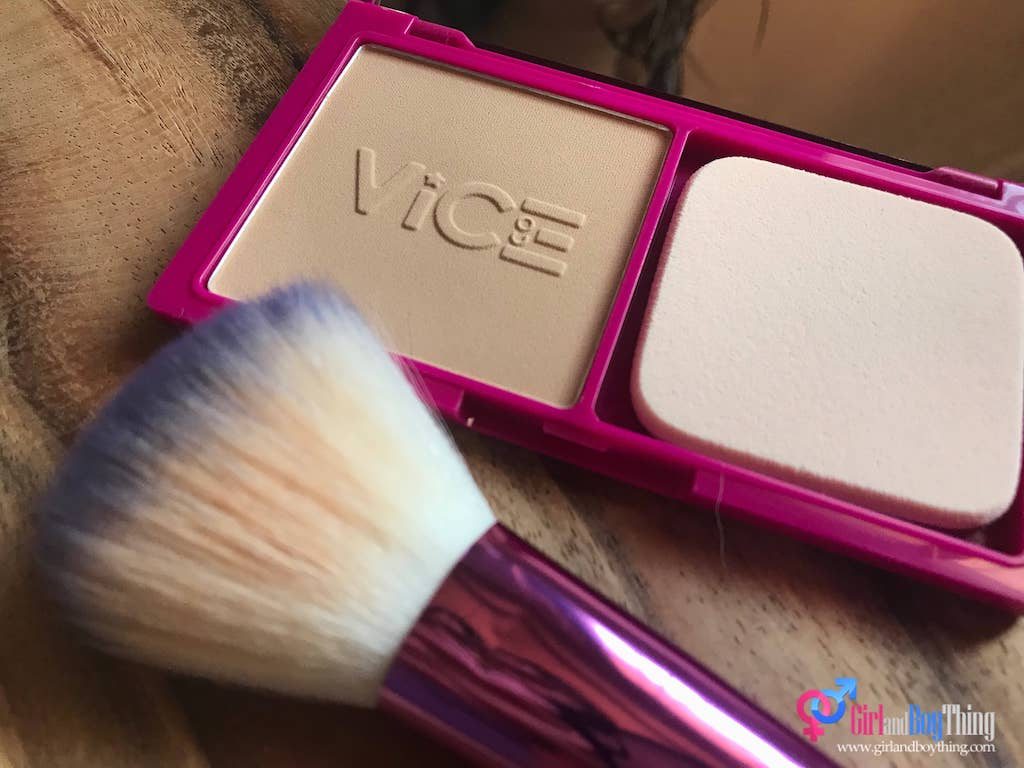 Vice Cosmetics Duo Finish Foundation
