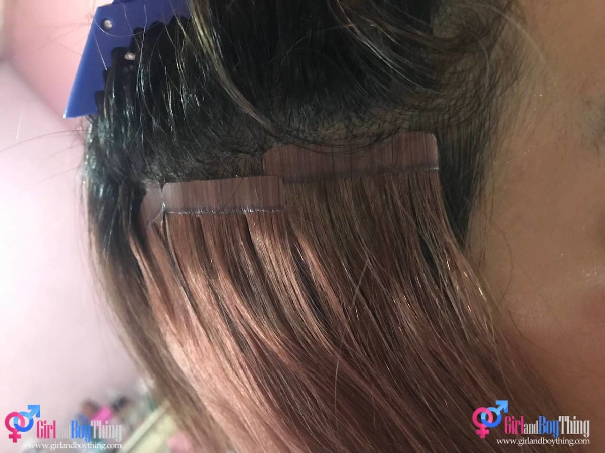 Amazing Beauty Hair Extension