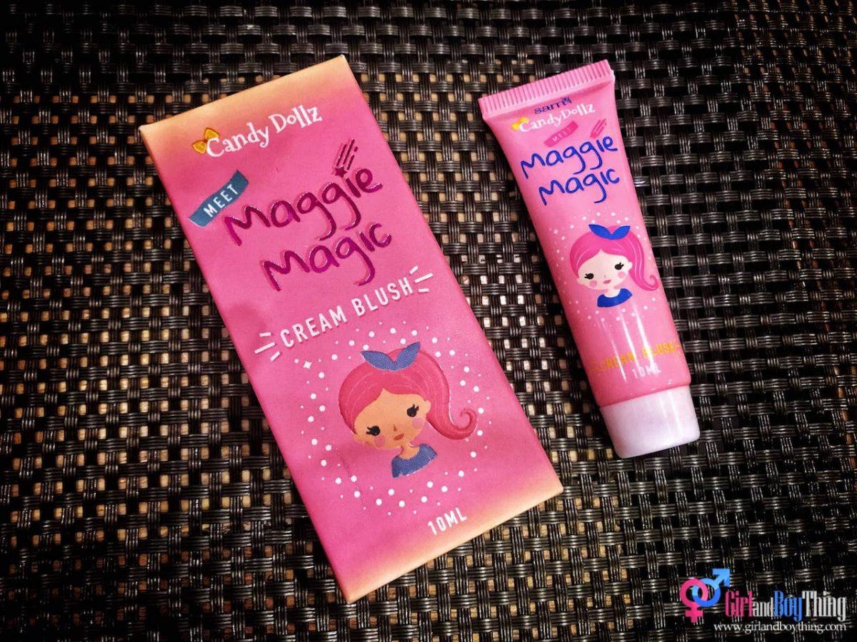 Maggie Magic Cream
