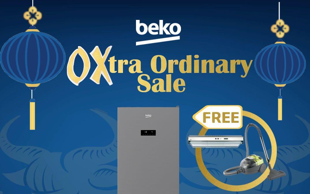 OXtra Ordinary Sale