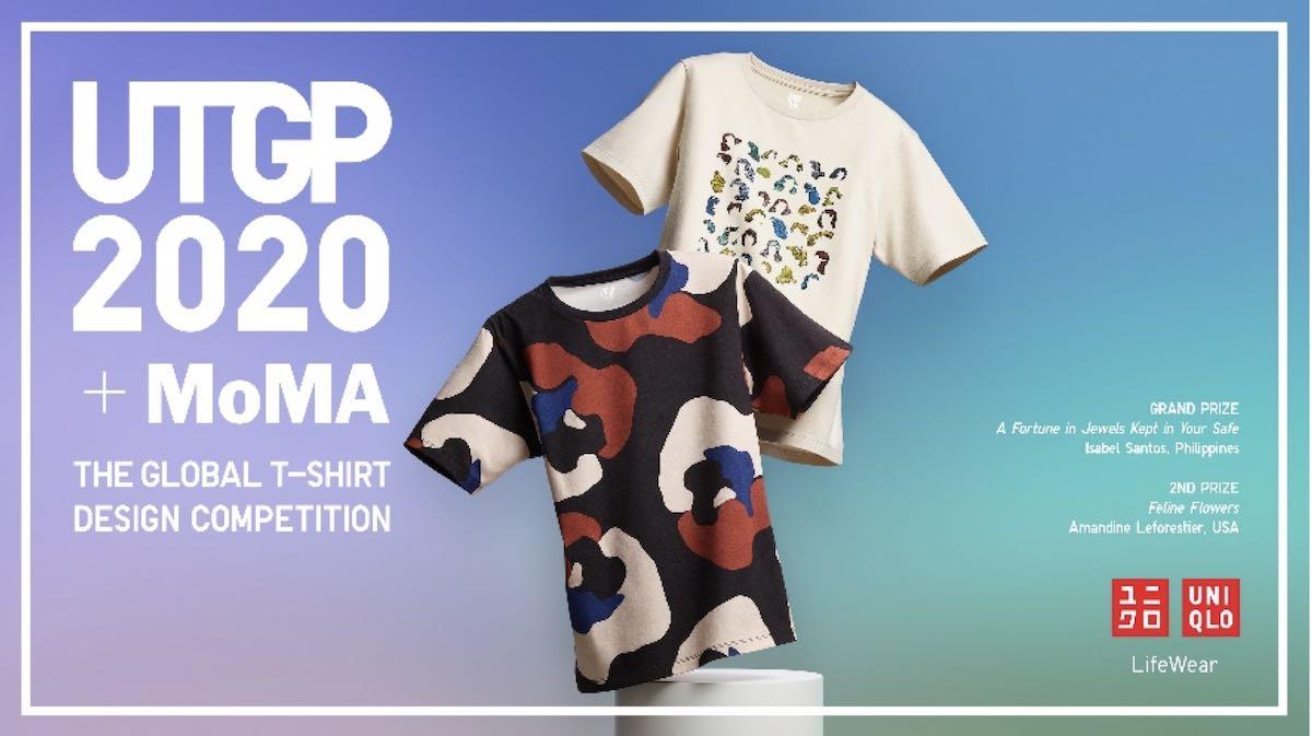 UT Grand Prix 2020 + MoMA Collection