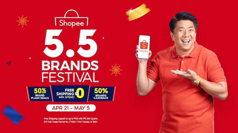 5.5 Brands Festival