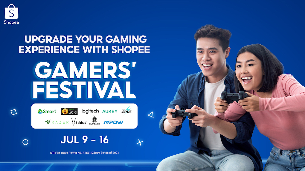 Shopee Gamers' Festival