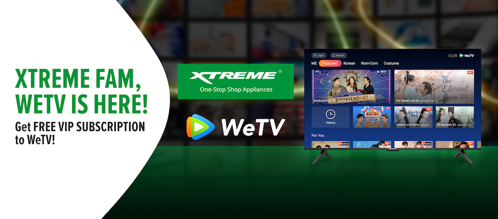 XTREME Android TV